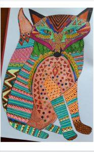 Confinement : à vos crayons ! par Evelyne
